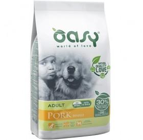 Oasy® Monoprotein Adult All Breeds Pork /храна за израснали кучета от всички породи със свинско/-12кг