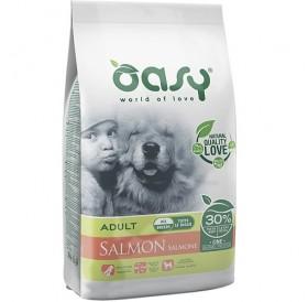 Oasy® Monoprotein Adult All Breeds Salmon /храна за израснали кучета от всички породи със сьомга/-2,5кг