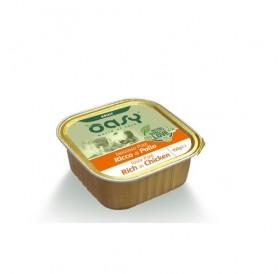 Oasy® Adult Chicken /храна за израснали кучета с пилешко месо/-150гр
