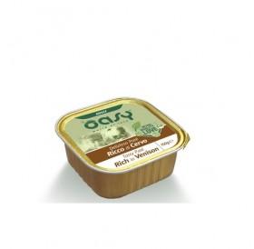 Oasy® Adult Venison /храна за израснали кучета с еленско месо/-150гр