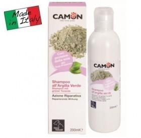 Orme Naturali Green Clay Shampoo /шампоан със зелена глина и соеви протеини/-200мл