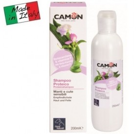Orme Naturali Protein Shampoo /протеинов шампоан с витамин F и бета-каротин/-200мл