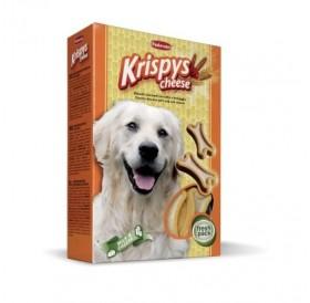Padovan Krispys Cheese /Бисквити За Кучета С Мляко И Сирене/-500гр