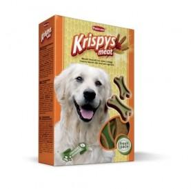Padovan® Krispys Meat /бисквити за куче с вкус на месо и зеленчуци/-0,5кг