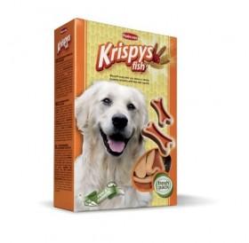 Padovan® Krispys Fish /бисквити за куче с риба и зеленчуци/-0,5кг