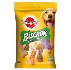 Pedigree® Biscrok® Original /бисквитки за израснали кучета с три различни вкуса/-200гр