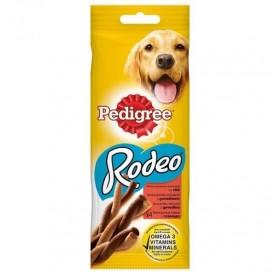 Pedigree Rodeo /Меки Лакомства За Израснали Кучета С Вкус На Говеждо/-70гр