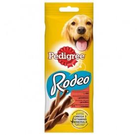 Pedigree® Rodeo® /меки лакомства за израснали кучета с вкус на говеждо/-70гр