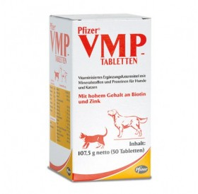 Pfizer VMP /хранителна добавка за кучета и котки с витамини минерали и протеини/-50бр