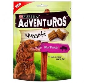 Purina® Adventuros® Nuggets Boar Flavour /меки лакомства за израснали кучета с месо от глиган/-90гр