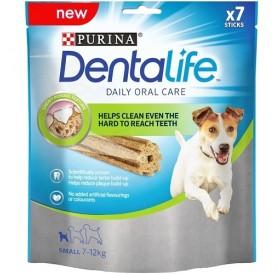 Purina® DentaLife® Small Dog Dental Chew /дентални пръчки за кучета дребни породи/-115гр