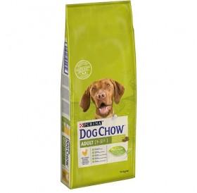 Dog Chow Adult Chicken /Храна За Израснали Кучета С Нормална Физическа Активност/-14кг
