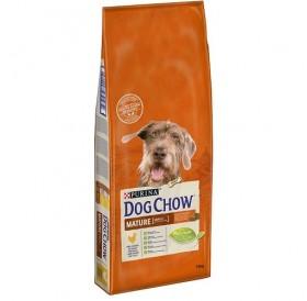 Purina® Dog Chow® Mature Adult Chicken /храна за възрастни кучета/-14кг