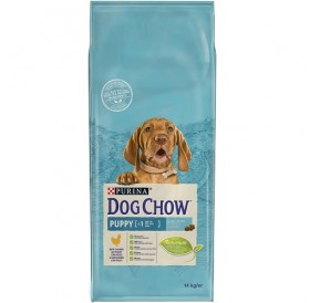 Purina® Dog Chow® Puppy Chicken /храна за подрастващи кученца/-14кг