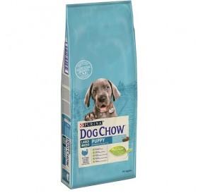 Purina® Dog Chow® Puppy Large Breed Turkey /храна за подрастващи кученца големи породи/-14кг