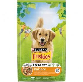 Purina® Friskies® VitaFit™ Adult Balance /храна за израснали кучета с нормална физическа активност/-10кг