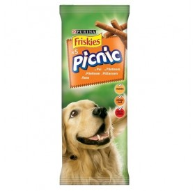 Purina® Friskies® Picnic Chicken /меки лакомства за израснали кучета с пилешко месо/-42гр