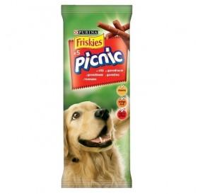 Purina® Friskies® Picnic Veal /меки лакомства за израснали кучета с телешко месо/-42гр
