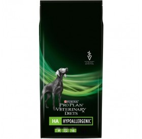 Pro Plan Veterinary Diets HA Hypoallergenic /Диета За Кучета При Диагностика И Лечение На Хранителни Алергии/-3кг