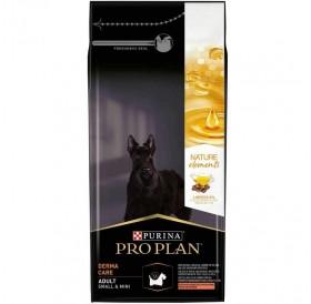 Pro Plan Nature Elements Derma Care Small&Mini Adult /Храна За Израснали Кучета Дребни Породи С Богато Съдържание На Сьомга И Ленено Масло/-2кг
