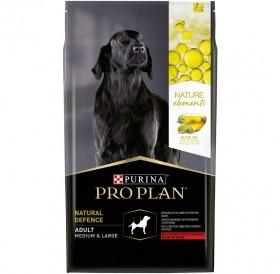 Pro Plan Nature Elements Regular Defence Medium&Large Adult /Храна За Израснали Кучета Средни И Големи Породи С Богато Съдържание На Говеждо Месо И Зехтин/-10кг
