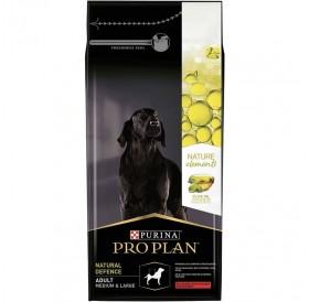 Pro Plan Nature Elements Regular Defence Medium&Large Adult /Храна За Израснали Кучета Средни И Големи Породи С Богато Съдържание На Говеждо Месо И Зехтин/-2кг