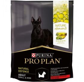 Pro Plan Nature Elements Regular Defence Small&Mini Adult /Храна За Израснали Кучета Дребни Породи С Богато Съдържание На Говеждо Месо И Зехтин/-700гр