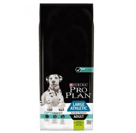 Pro Plan Large Athletic Adult Sensitive Digestion With Optidigest /Храна За Израснали Кучета От Едри Породи С Чувствителна Храносмилателна Система/-14кг