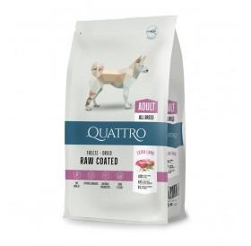 Quattro Adult Lamb All Breed /пълноценна храна за израснали кучета от всички породи с агнешко месо/-12кг