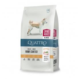 Quattro Sport Adult Poultry /пълноценна храна за израснали активни кучета с птиче месо/-12кг