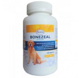 Bonezeal /Хранителна Добавка За Възрастни Кучета Със Ставни Проблеми/-100бр