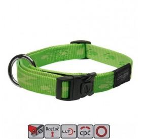 Rogz Alpinist Collar Small Green /нашийник за куче 11мм/-20-31см
