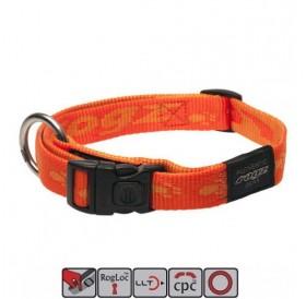 Rogz Alpinist Collar Small Orange /нашийник за куче 11мм/-20-31см