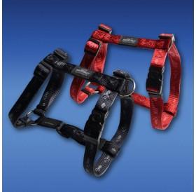 Rogz Alpinist H-Harness Small Black /нагръдник за куче 11мм/-20-34см