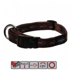 Rogz Alpinist Collar Small Brown /нашийник за куче 11мм/-20-31см