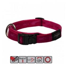 Rogz Alpinist Collar Small Pink /нашийник за куче 11мм/-20-31см