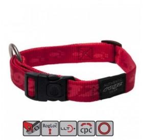 Rogz Alpinist Collar Small Red /нашийник за куче 11мм/-20-31см