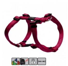 Rogz Alpinist H-Harness Small Pink /нагръдник за куче 11мм/-20-34см