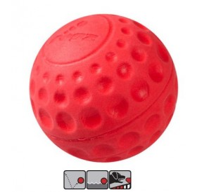Rogz Asteroidz Ball Medium /плътна и лека топка/-Ø6,4см
