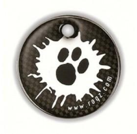 Rogz id-Tagz Paint Paw Small /адресник за куче/-Ø27мм