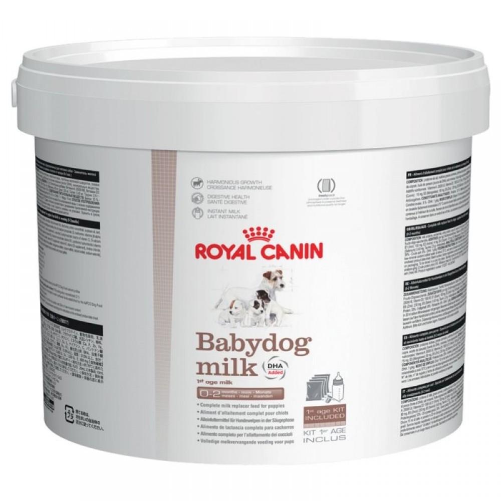 Royal Canin Babydog Milk /Адаптирано Мляко За Новородени Кученца/-400гр