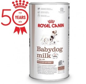 Royal Canin® Babydog Milk /адаптирано мляко за новородени кученца/-400гр
