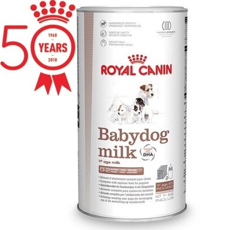 Royal Canin® Babydog Milk /адаптирано мляко за новородени кученца/-400гр