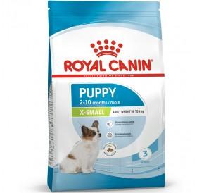 Royal Canin X-Small Puppy /храна за подрастващи кученца от миниатюрни породи/-500гр