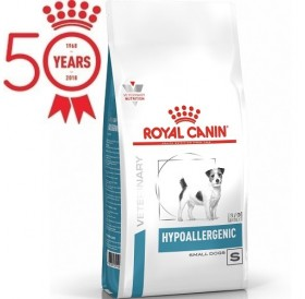 Royal Canin Hypoallergenic Small Dog /храна за израснали кучета дребни породи проявяващи алергии/-1кг