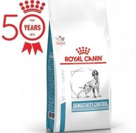 Royal Canin Sensitivity Control Dog /храна за израснали кучета при отрицателна реакция към храна/-1,5кг