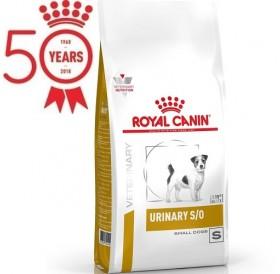 Royal Canin Urinary S/O Small Dog /Храна За Израснали Кучета Дребни Породи При Лечение И Профилактика На Долния Уринарен Тракт/-4кг