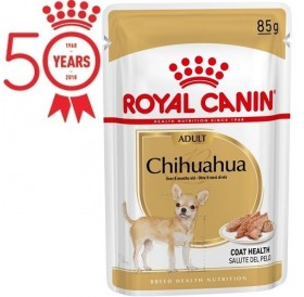 Royal Canin Chihuahua Adult Wet /храна за израснали кучета от порода Чихуахуа/12x85гр