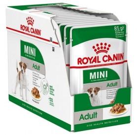 Royal Canin Mini Adult /Храна За Израснали Кучета Дребни Породи/-12x85гр