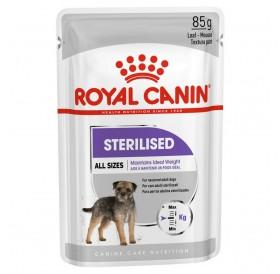 Royal Canin Sterilised Mousse /Храна За Израснали Кучета След Кастрация/-12x85гр